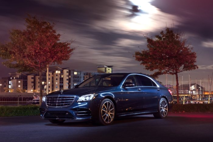 Mercedes S class Long with Driver