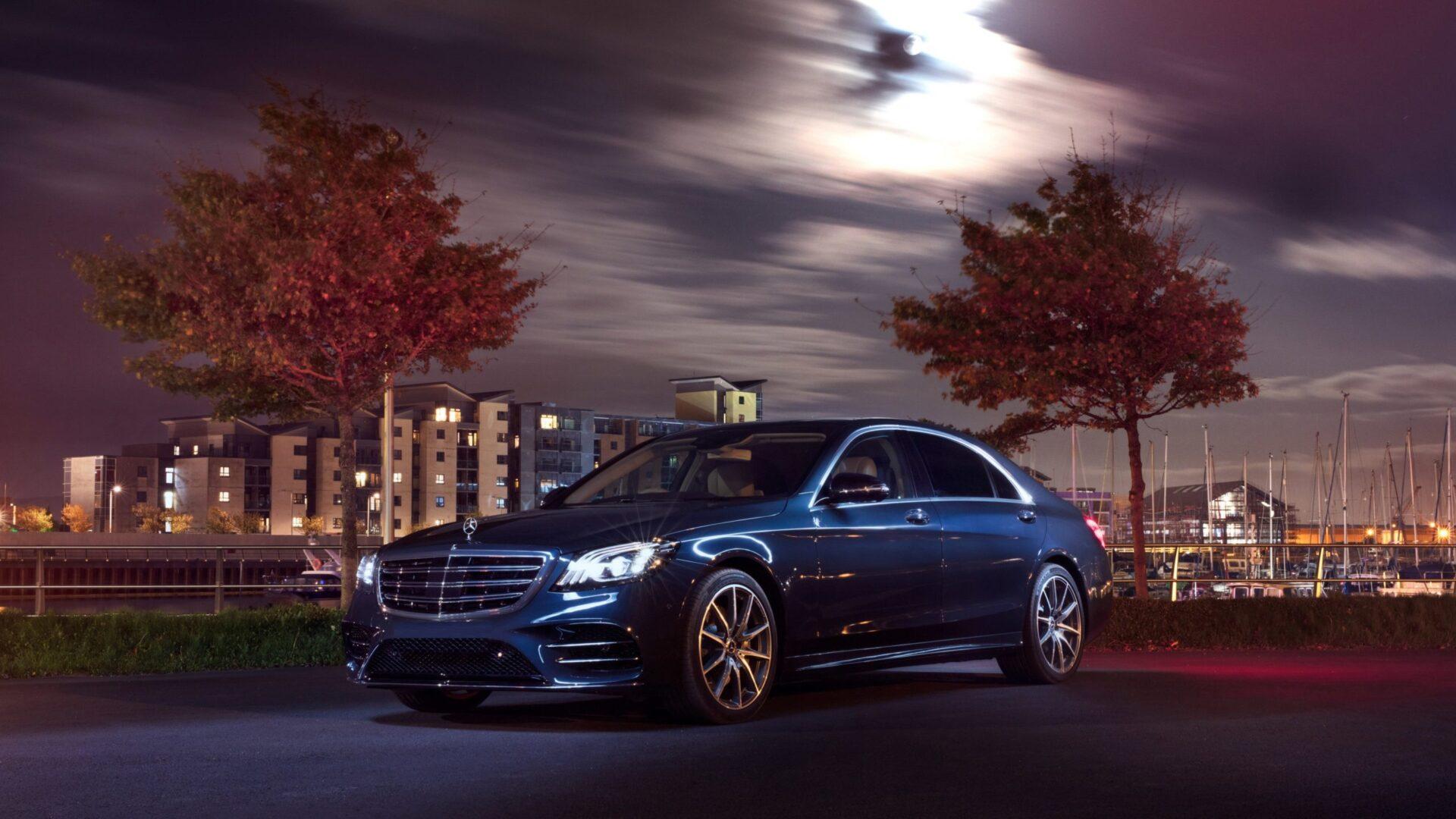 Mercedes S Class Seriesseservice